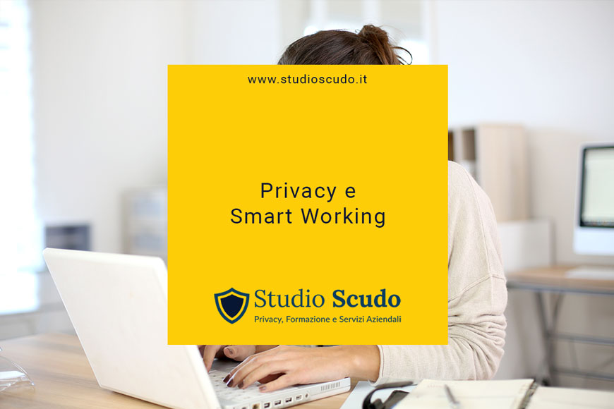privacy smart working
