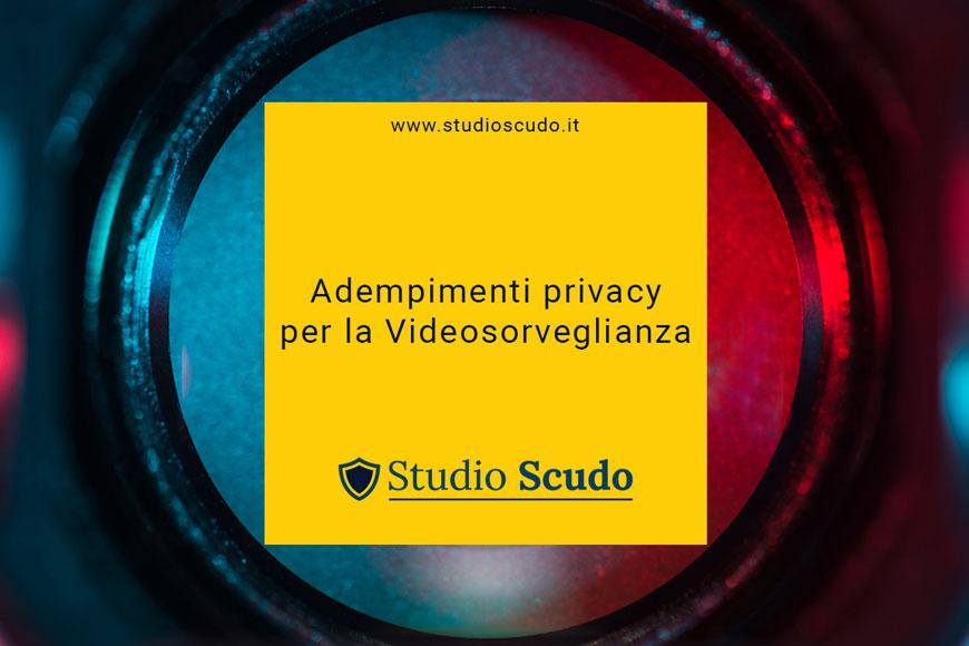 Privacy Videosorveglianza